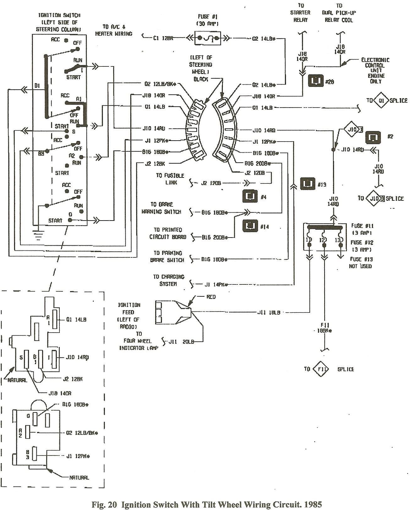 85 Ramcharger Wiring Diagram