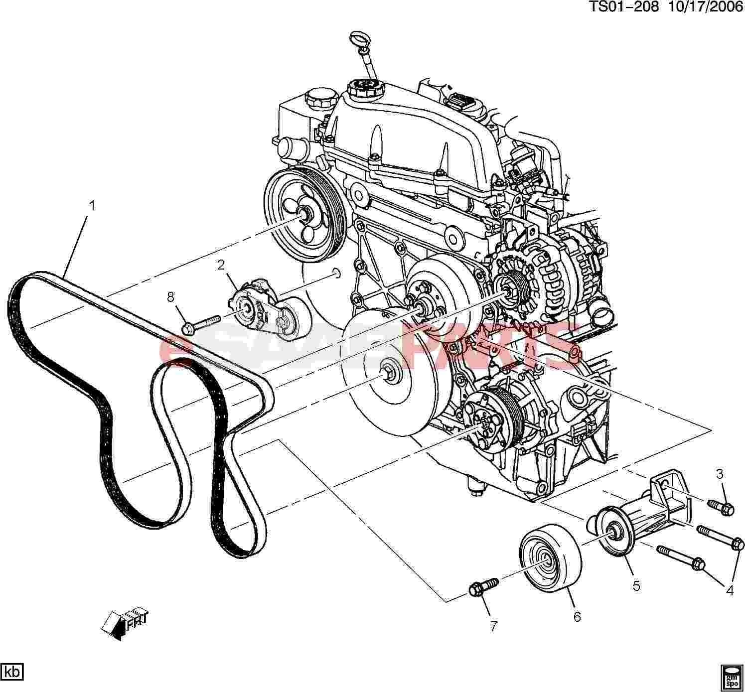 Toyotum Engine Diagram
