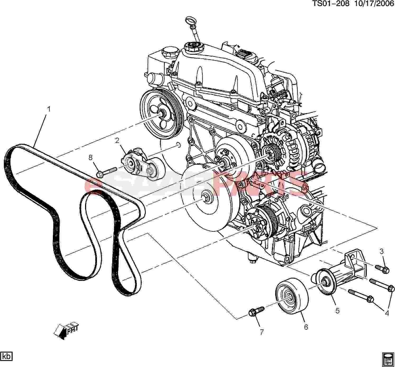 Toyotum Engine Diagram