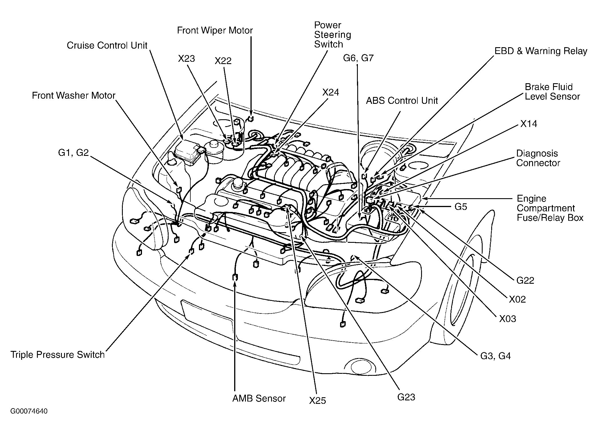Kia Spectra Parts Diagram