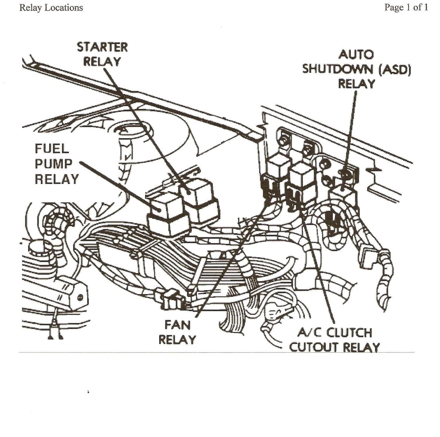Chrysler 300c Engine Diagram