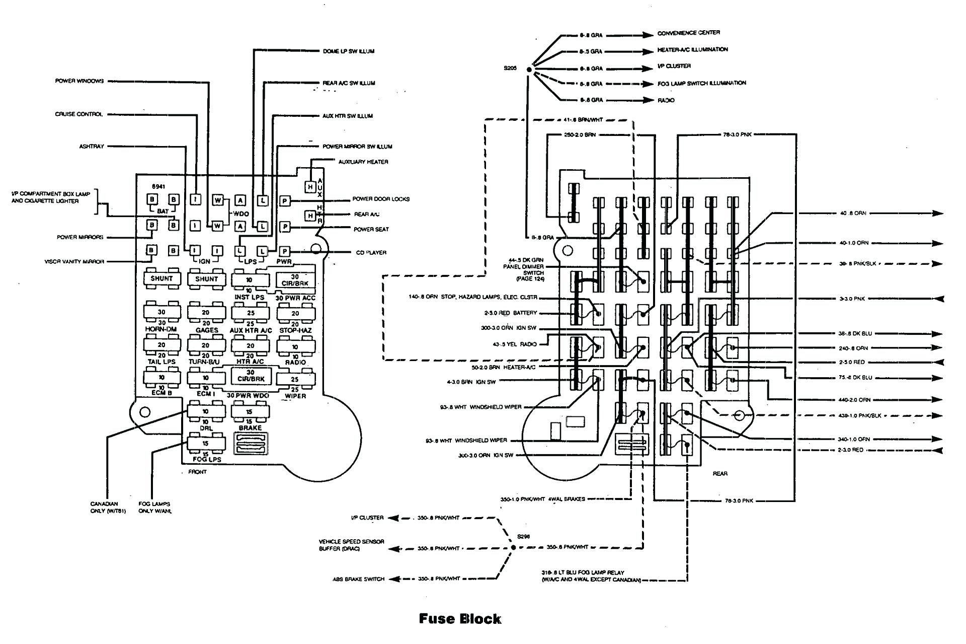 J Pacifica Radio Wiring Diagram