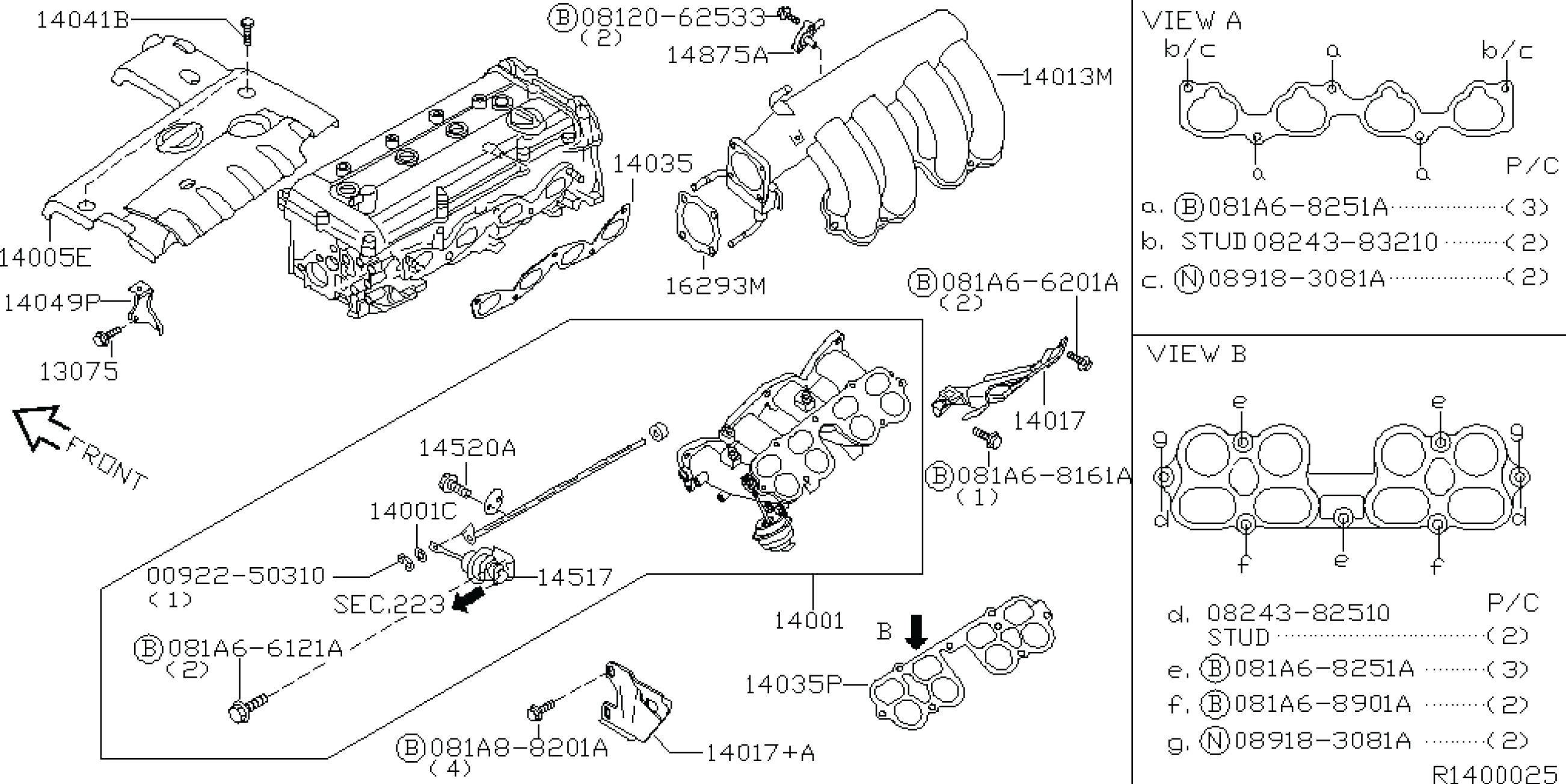 Nissan Pathfinder Fuse Box