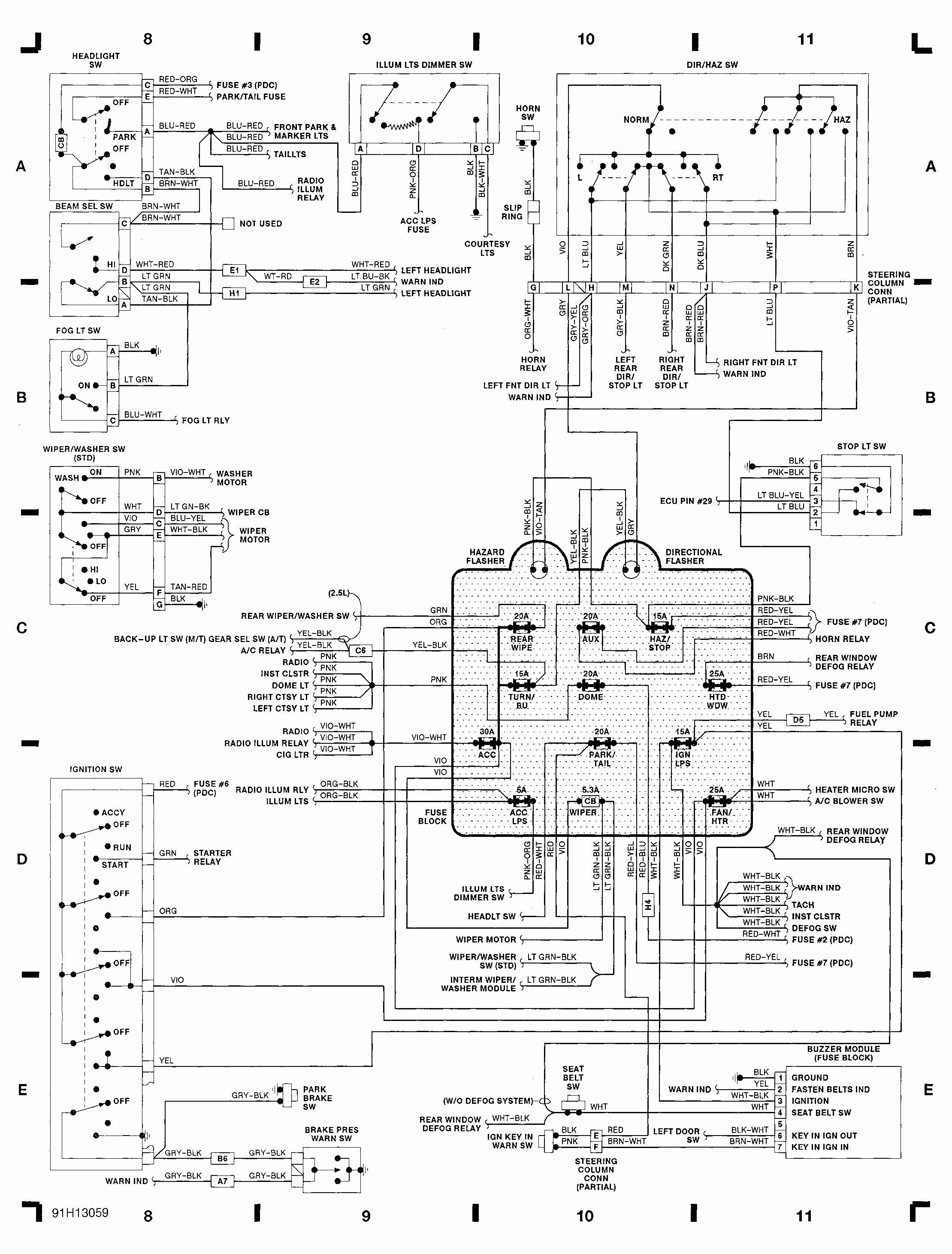 Jeep Stereo Speaker Wiring Diagram