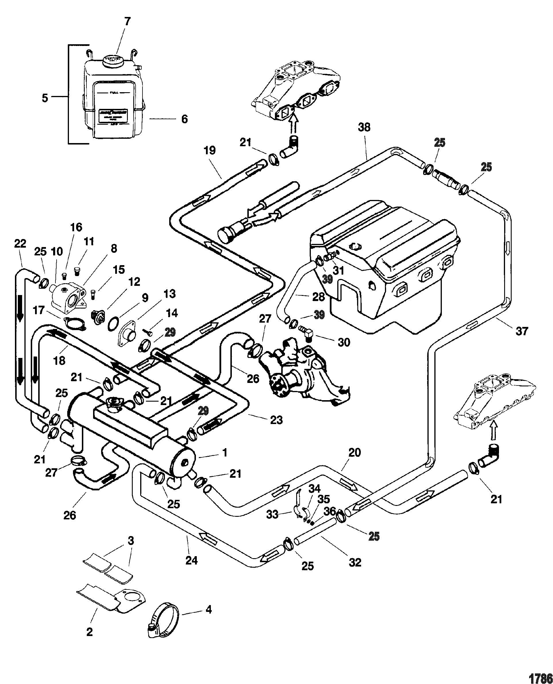 Dodge Grand Caravan Fuel Filter Diagram