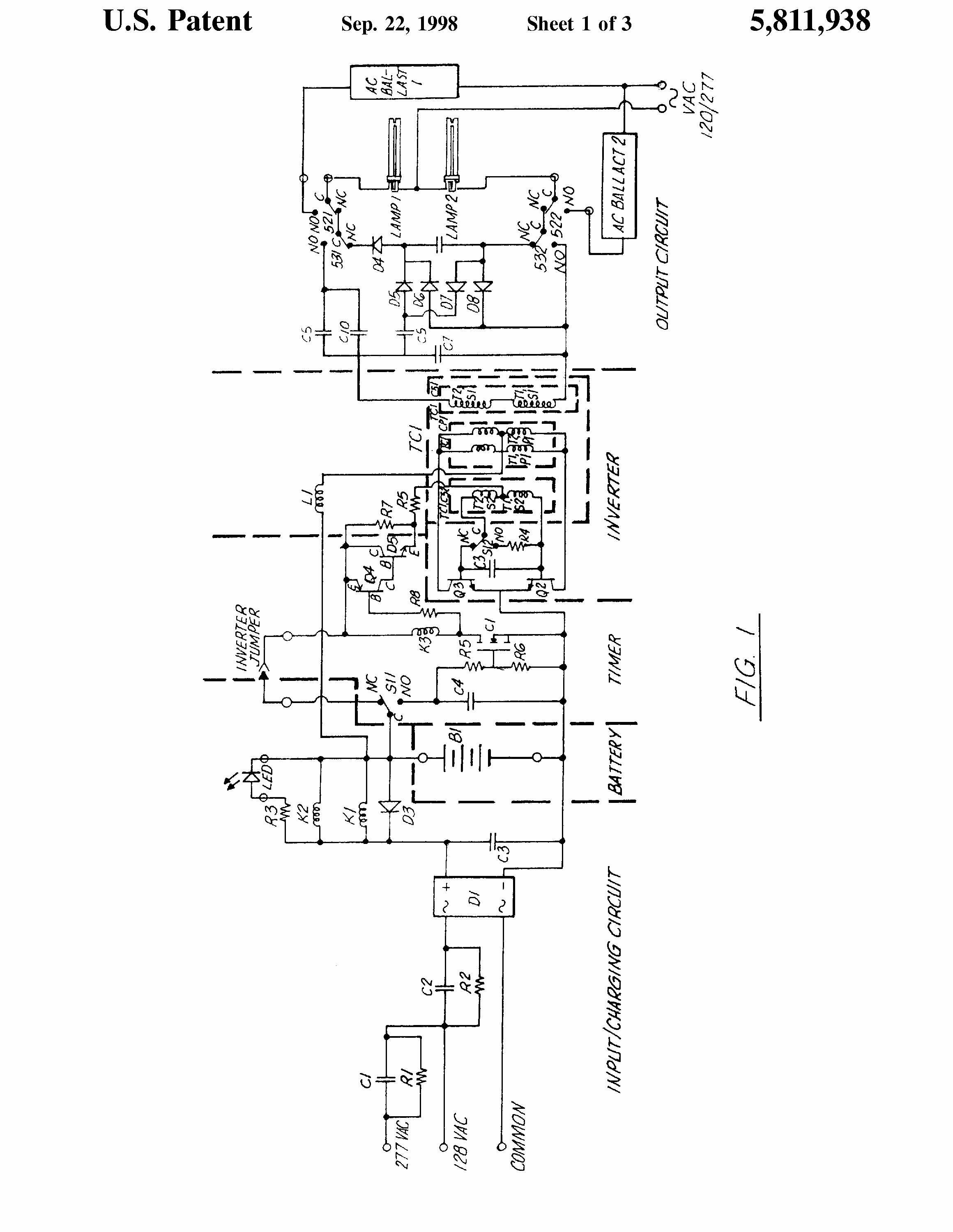 Philips Bodine Lp550 Wiring Diagram