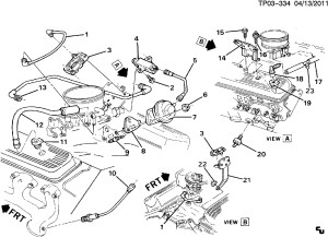 1998 Chevy 350 Engine Diagram • Wiring Diagram For Free