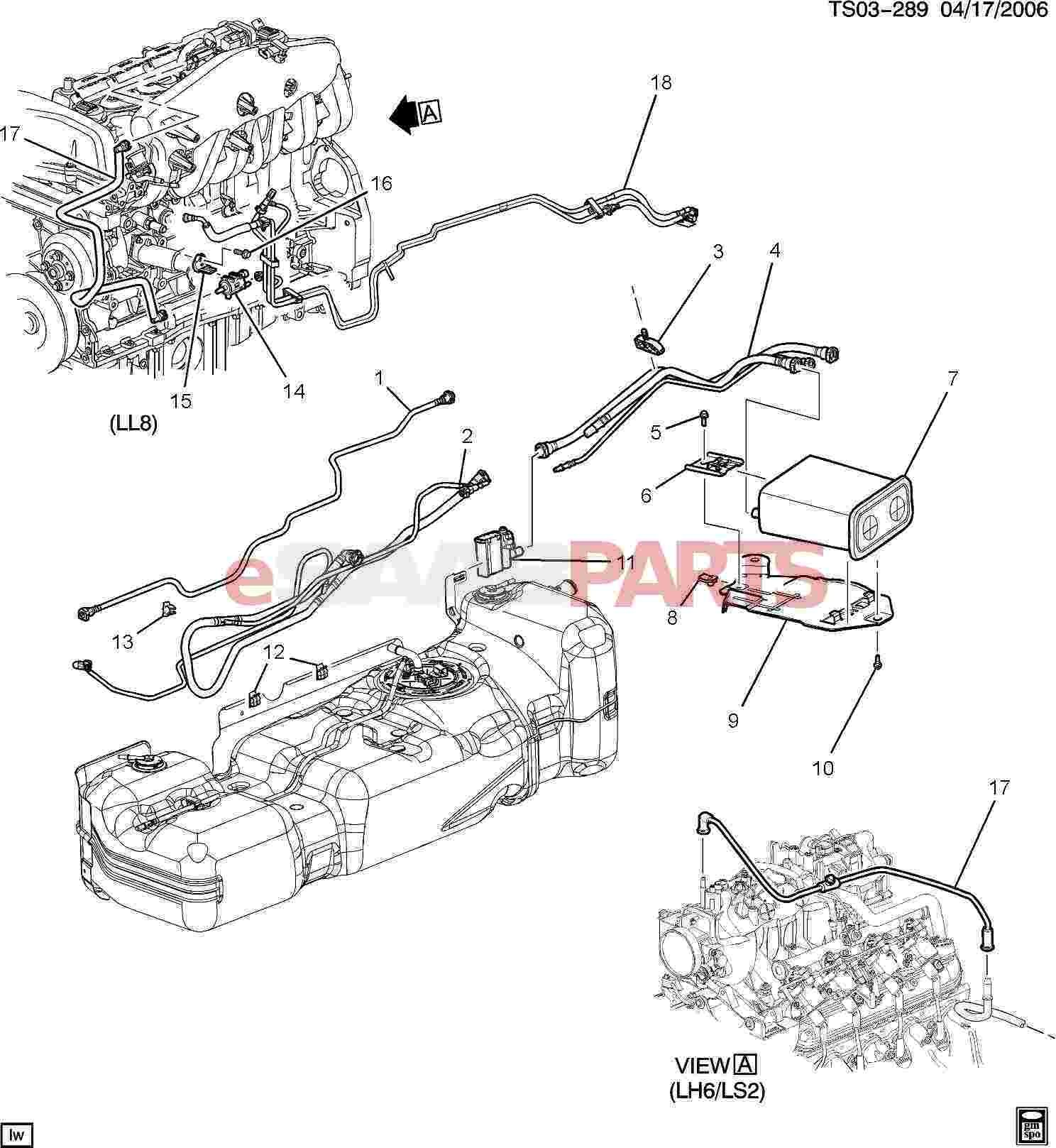 Gmc Envoy Engine Diagram