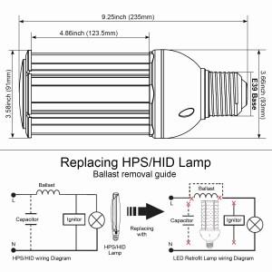 High Pressure Sodium Ballast Wiring Diagram | Wiring