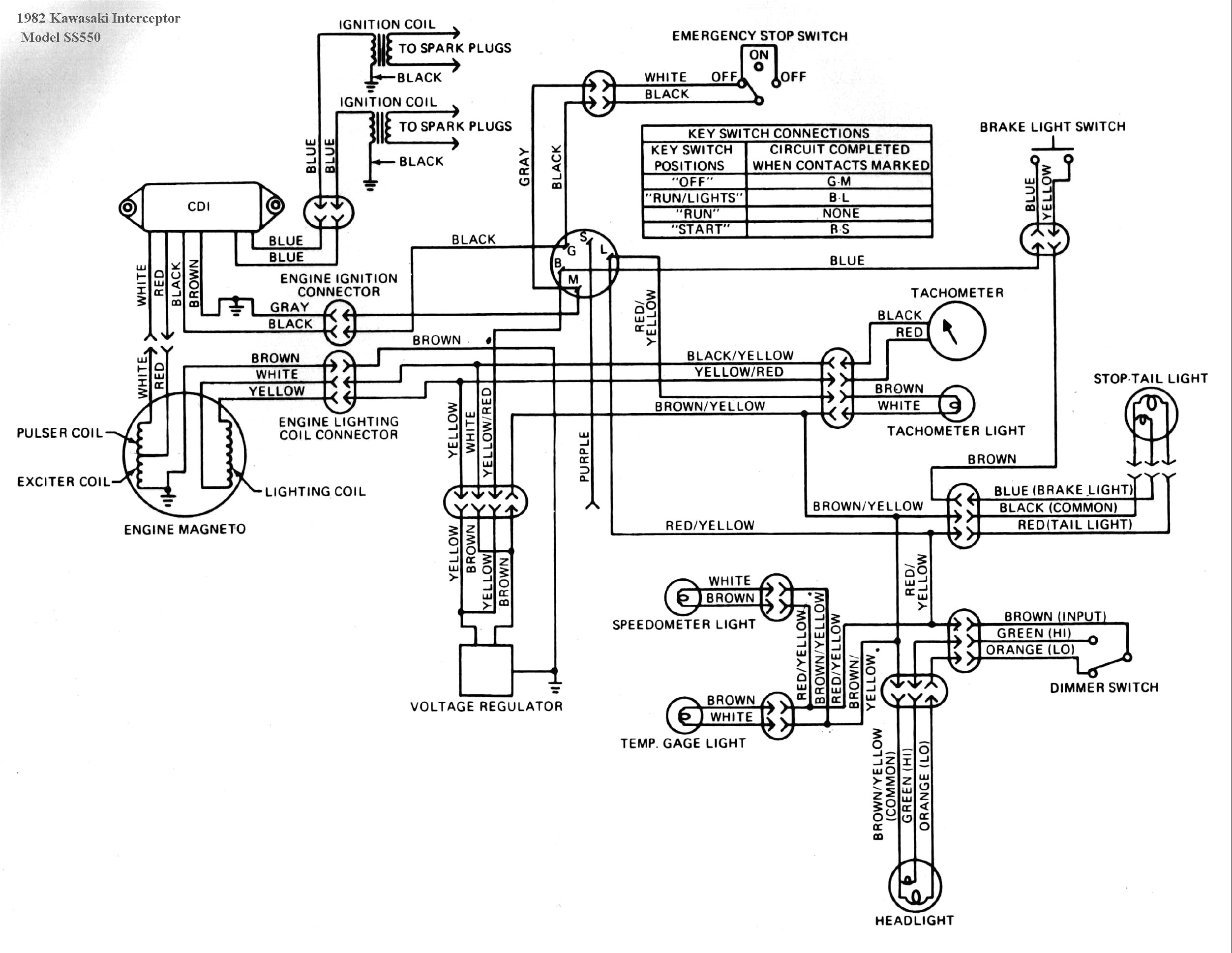 01 Arctic Cat 250 Wiring Diagram