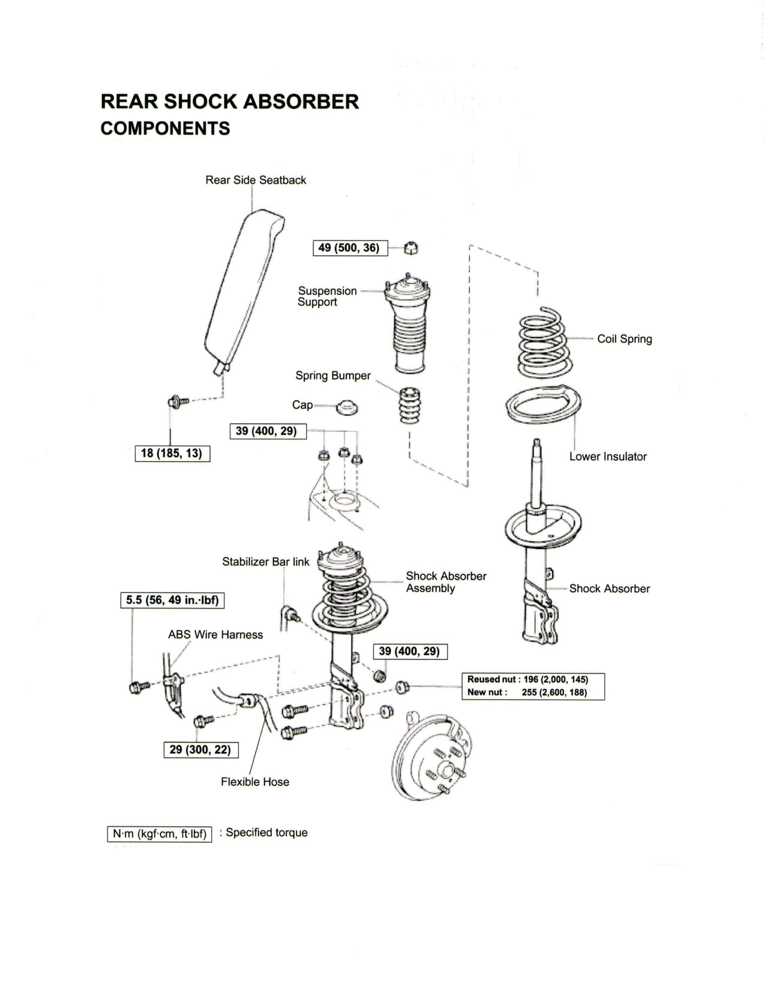 Suspension System Diagram