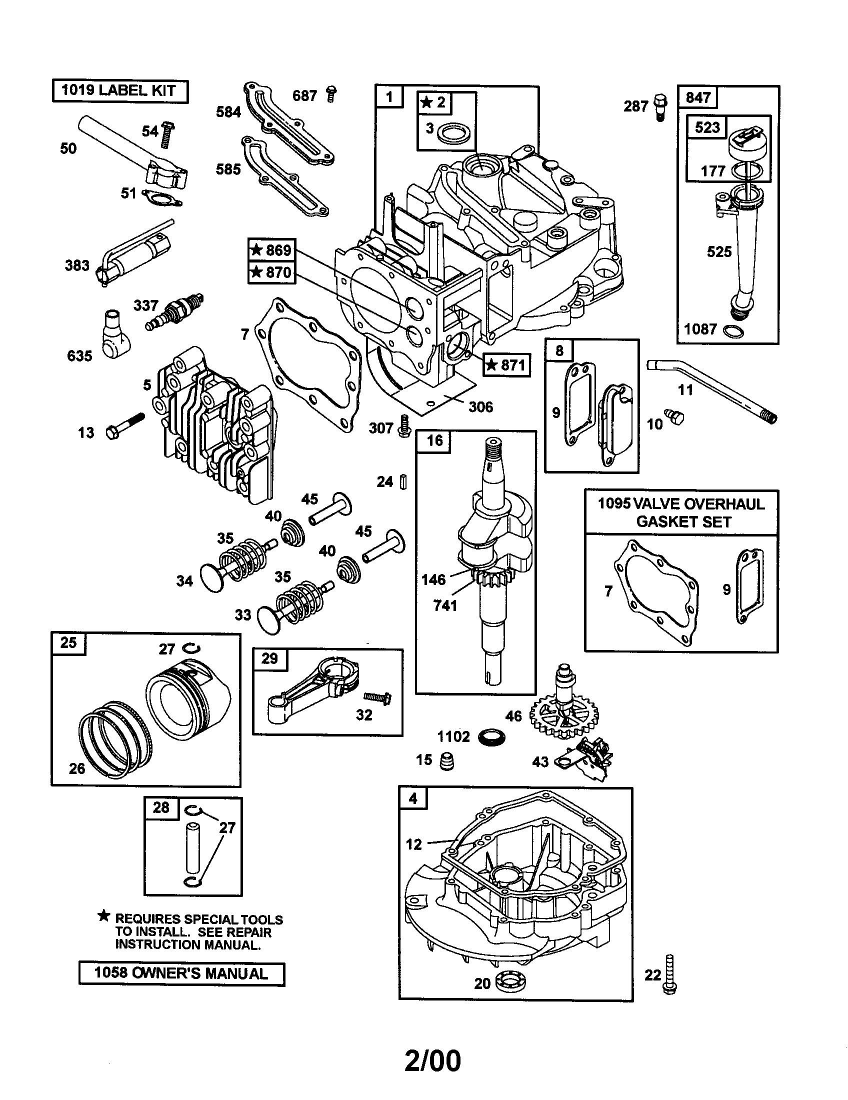 Wiring Manual 11 Hp Briggs Wiring Diagram