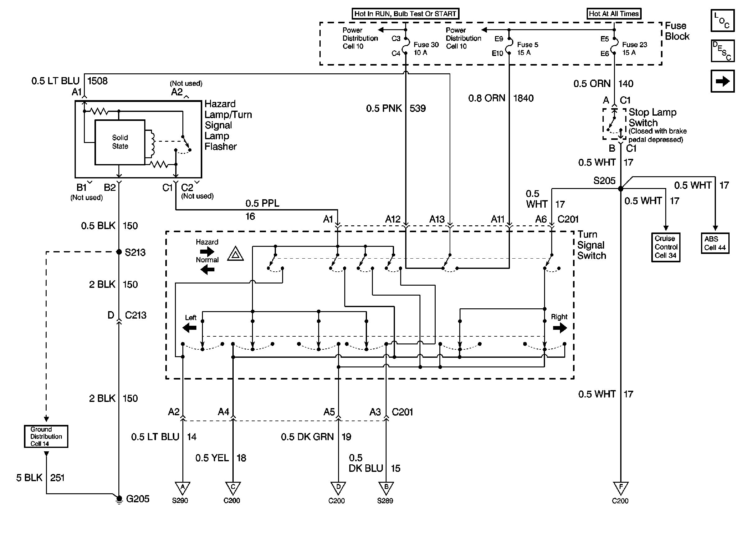 Chevy Truck Brake Light Wiring Diagram