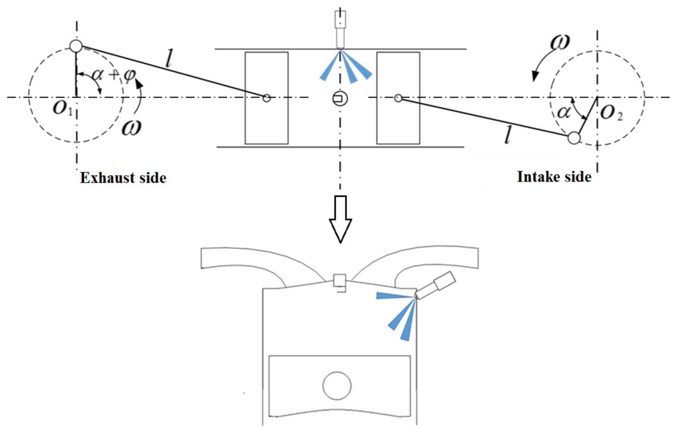 2 Strokesel Engine Diagram