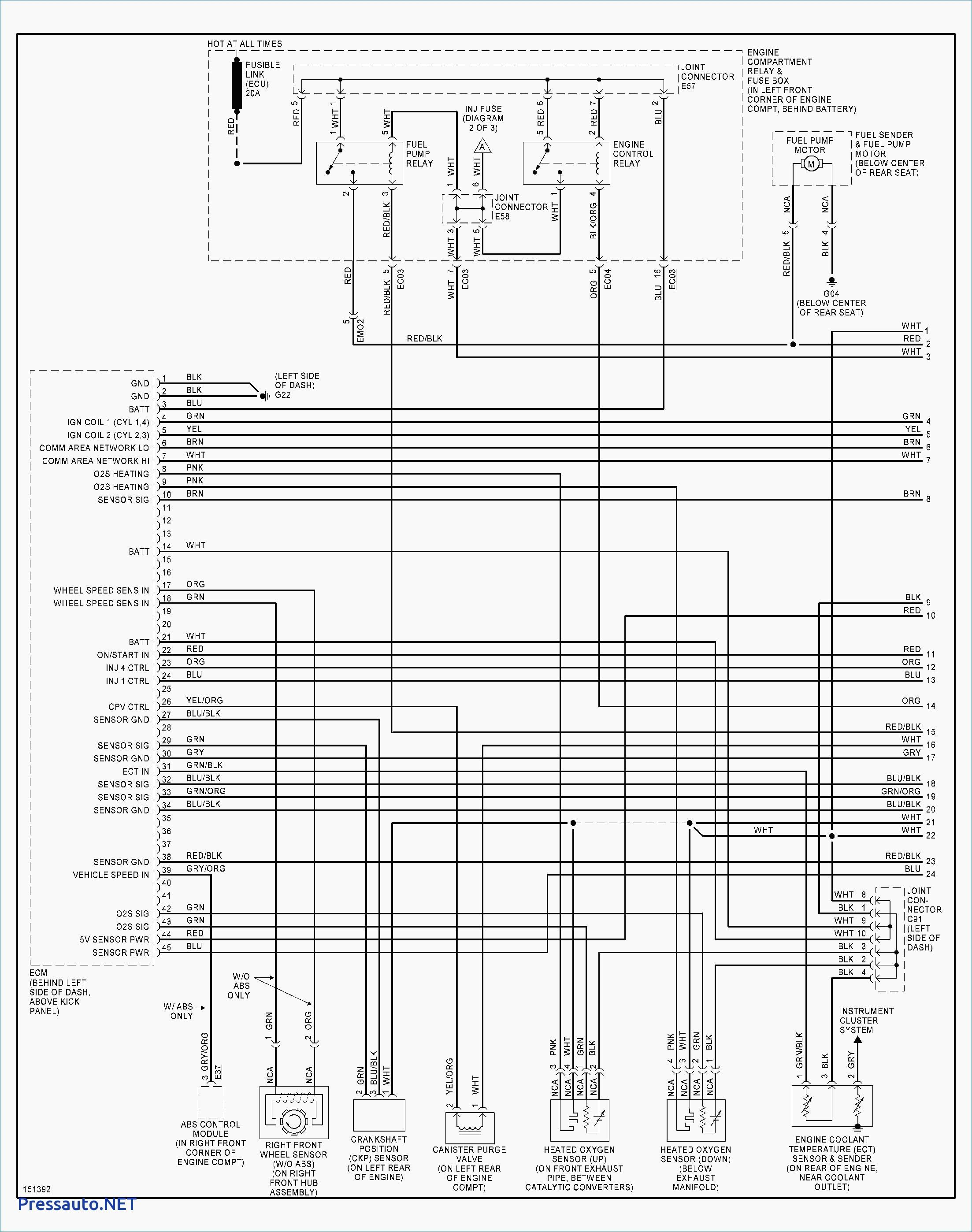 Hyundai Veracruz Wiring Diagram