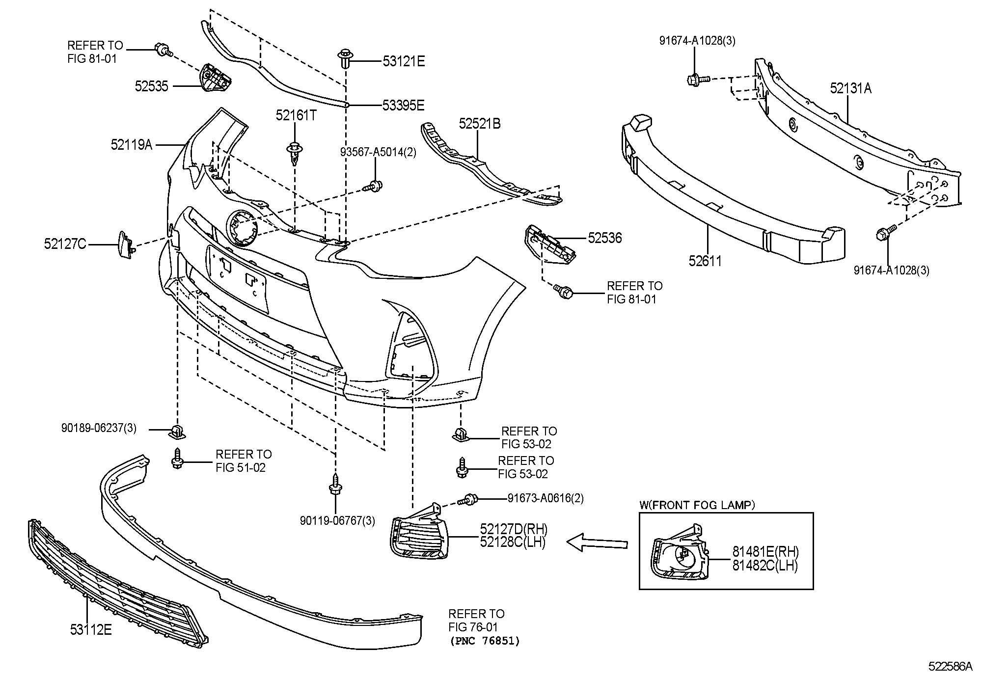 Toyota Tundra Parts Diagram