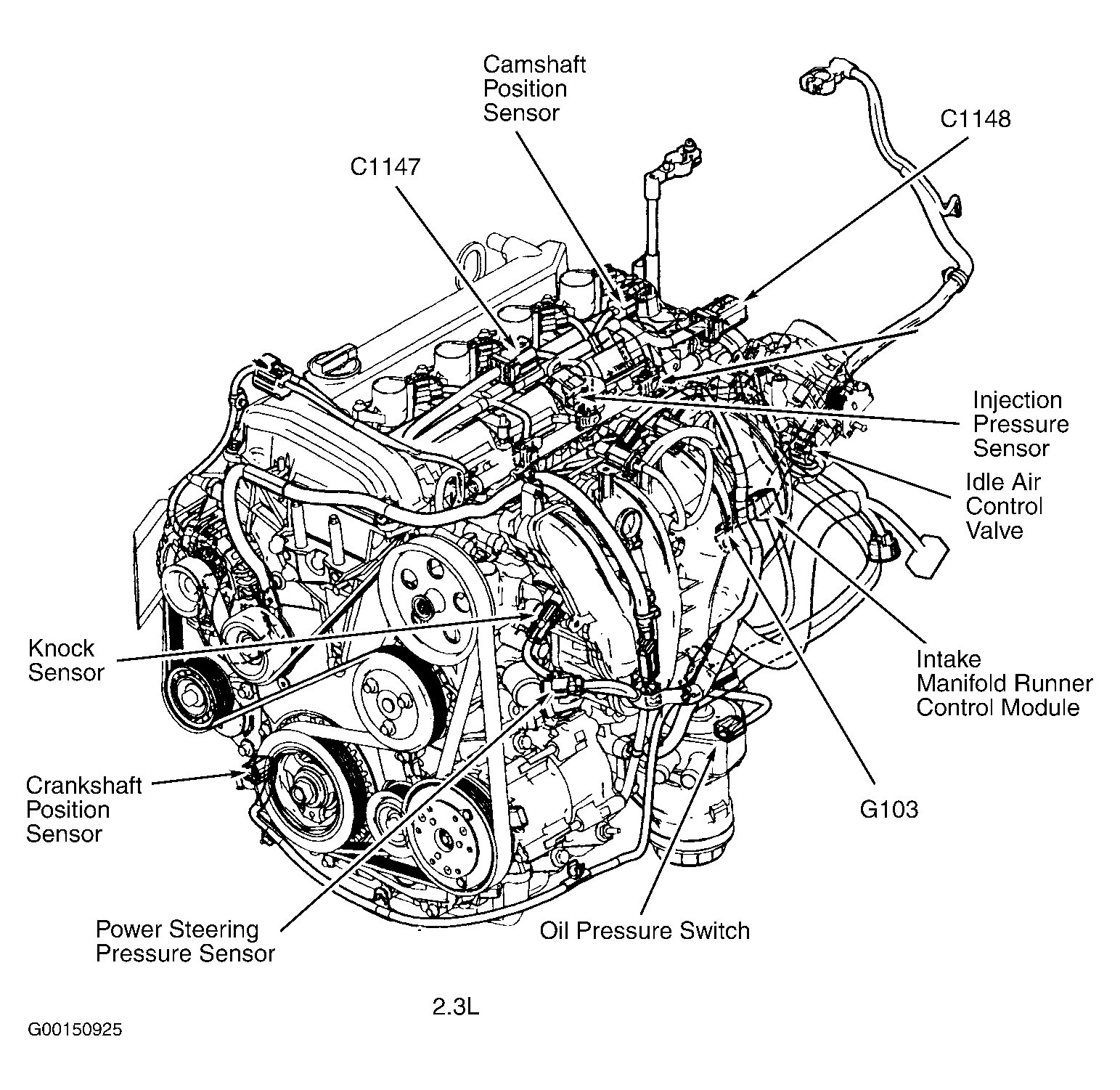 Ford 6 0 Engine Diagram