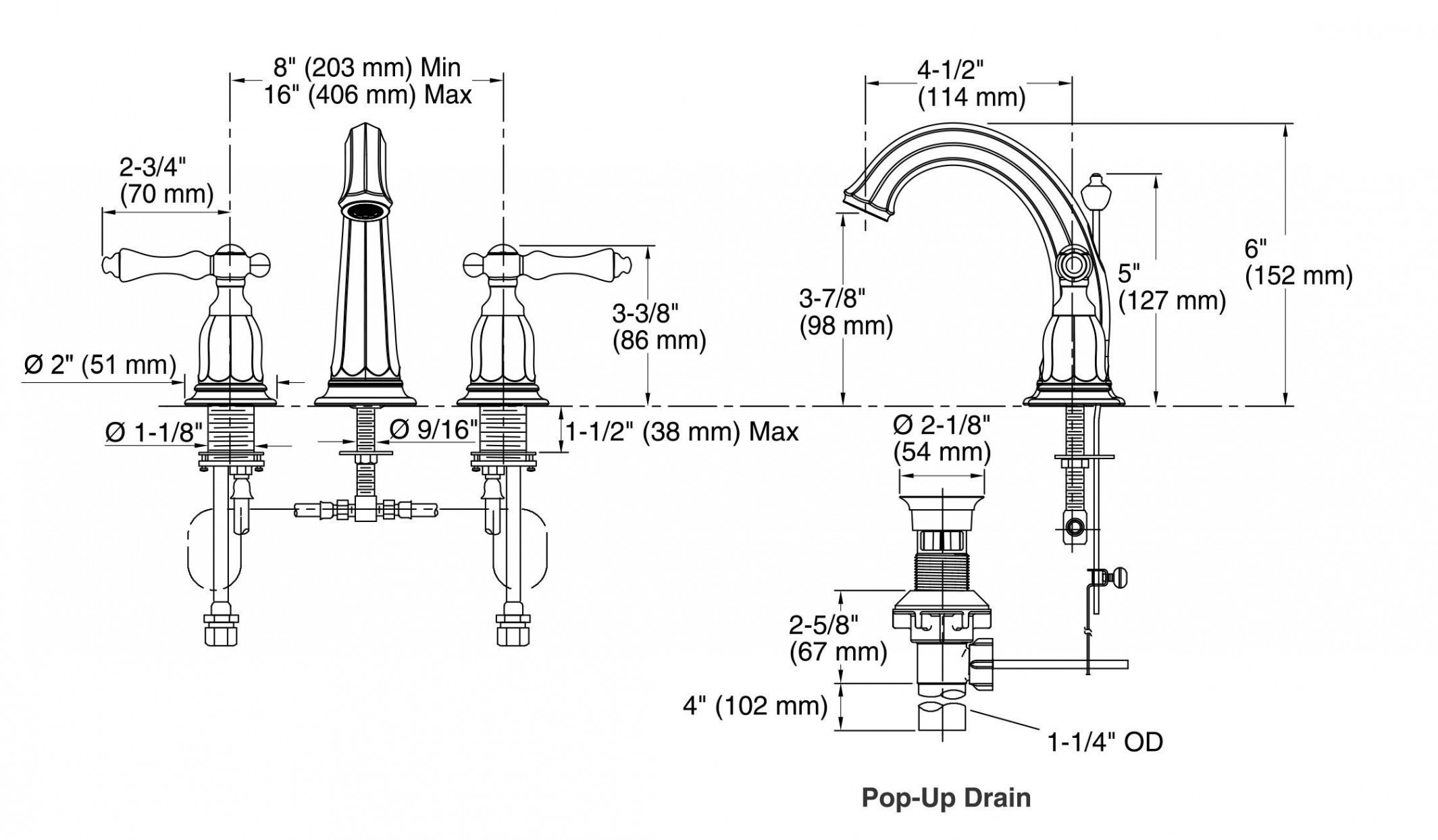 Delta Faucet Parts Diagram