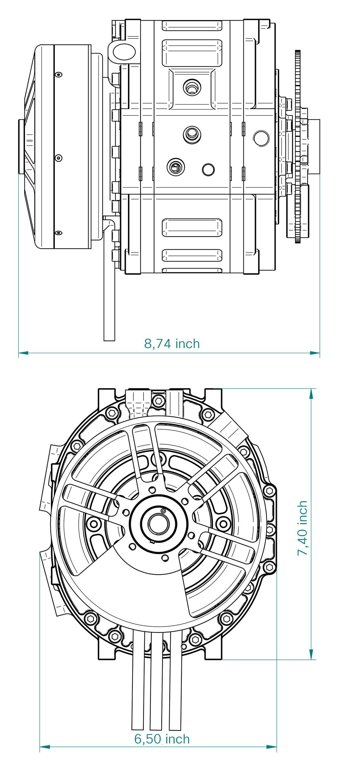 Wankel Rotary Engine Diagram