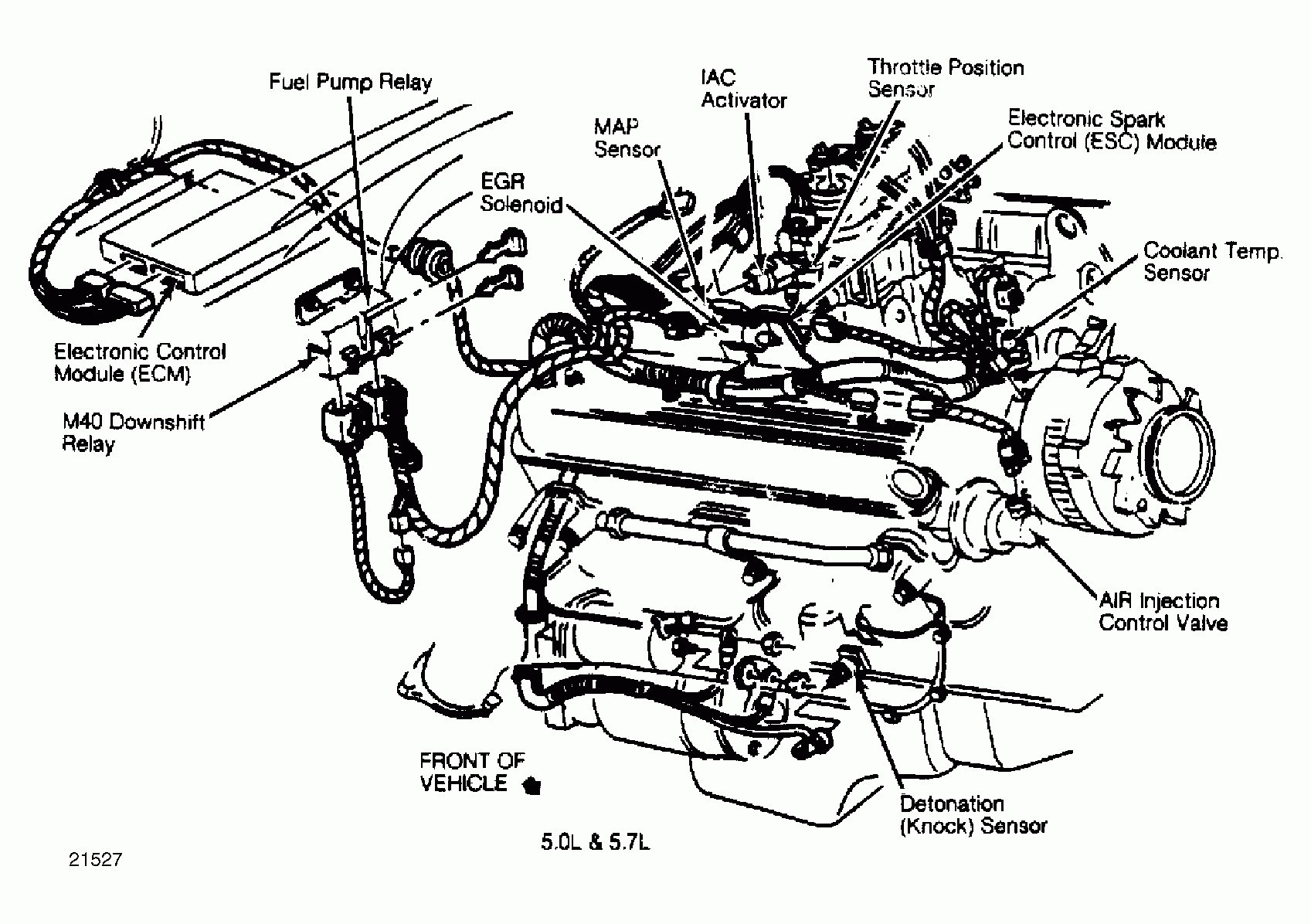 4 3 Liter V6 Vortec Engine Diagram
