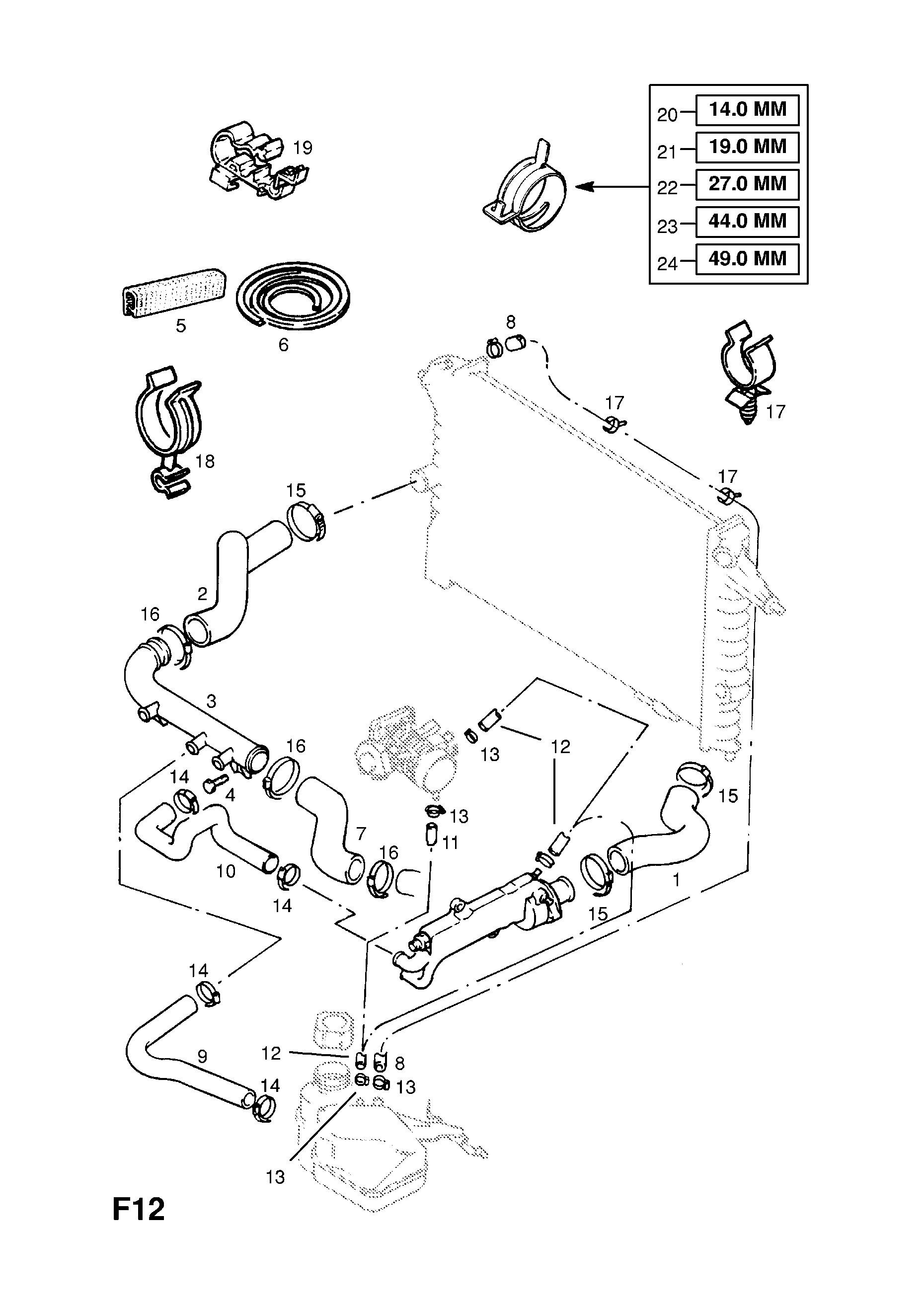 Ford Aerostar Engine Diagram