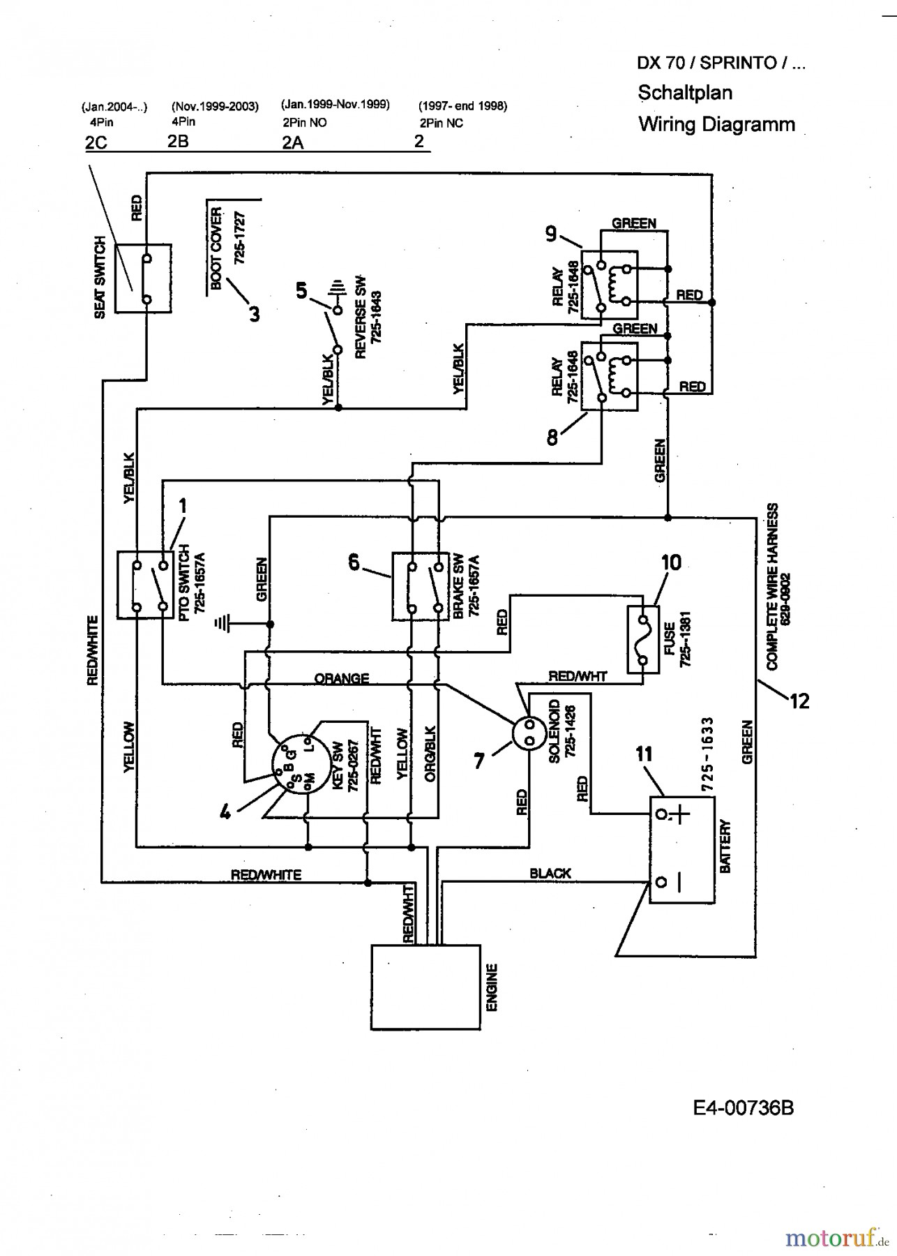 Geo Metro Wiring Diagram