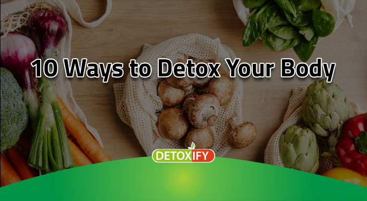 How to Detox Naturally