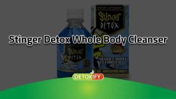 Stinger Detox Whole Body Cleanser