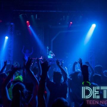 DETOX POP-UP NIGHTCLUB | MARCH 15TH 2019