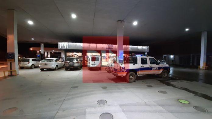 BRANDSEN: Motochorros armados asaltaron la estación de servicio YPF 3