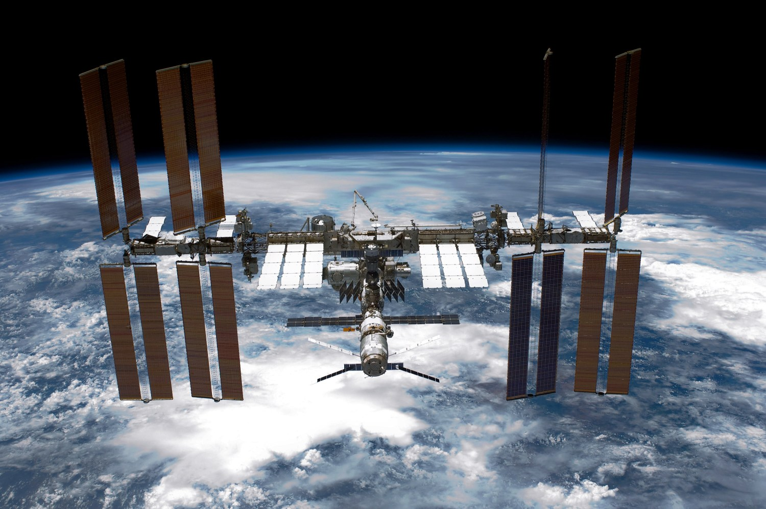 How To See The International Space Station From Michigan ...