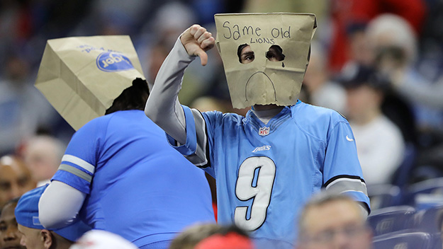 Lions Lose 7th Straight – CBS Detroit