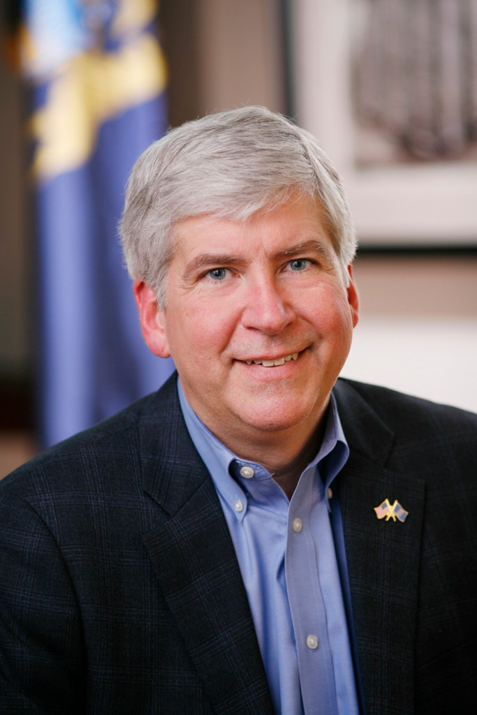 Rick Snyder Michigan Govenor