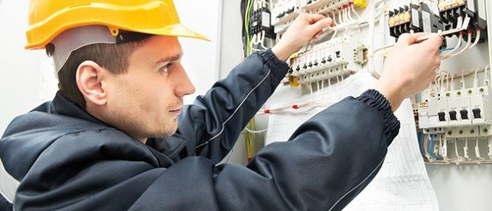 alarm system repair