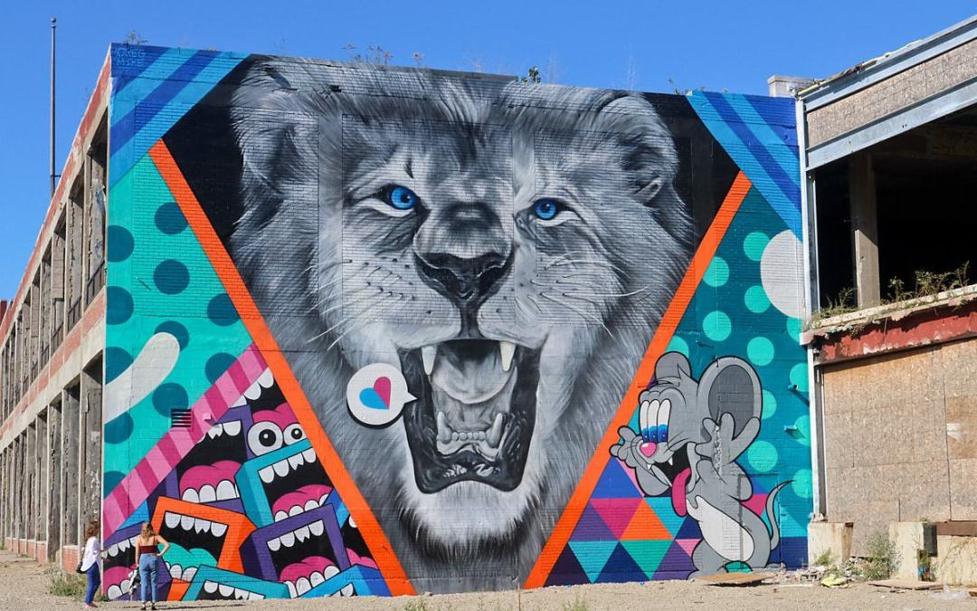 5th Annual Murals in the Market Festival (September 14-21, 2019) Eastern Market, Detroit