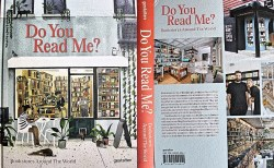 Win a FREE copy of Gestalten's 'Do You Read Me? Bookstores Around the World' featuring Detroit's John K. King Used and Rare Books! ($60.00 value)