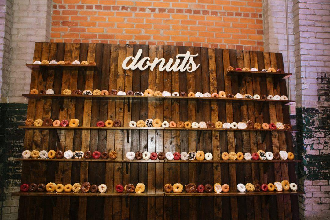 Donut Wall Dougnut Wall Detroit Chiavari 2