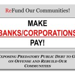 Predatory Public Debt - Make the Banks Pay -presentation