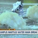 Repair the Water Main Breaks – Make The Banks Pay!