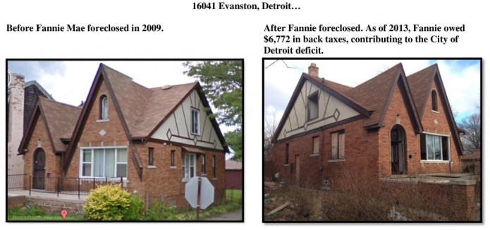 16041 Before & After Fannie foreclosed