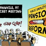Detroit bankruptcy plan puts buzzsaw to pension benefits