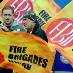 British Firefighters to strike over pensions for eight days in August