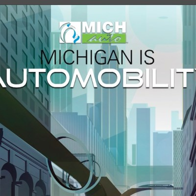Future technologies at the core of Michigan is Automobility report