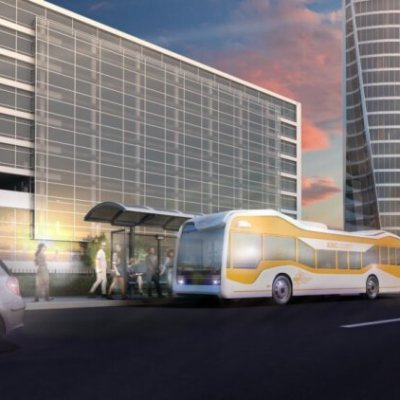 Consortium starts rolling forward on plans to put automated buses on the road