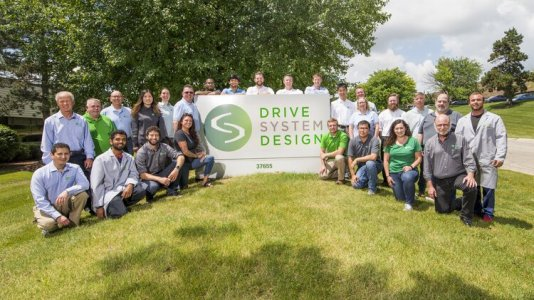Drive System Design's Farmington Hills staff.