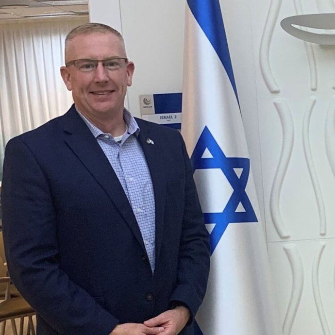 Creating mission, vision in first steps as Michigan Israel Business Accelerator CEO