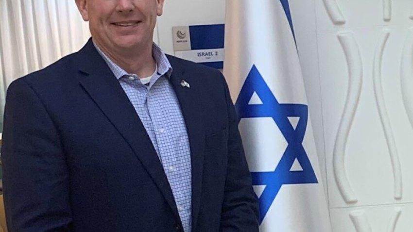 Michigan Israel Business Accelerator CEO Scott Hiipakka is growing mobility efforts in Michigan