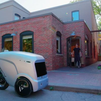 Autonomous robots set to make food deliveries from Ann Arbor restaurants this fall