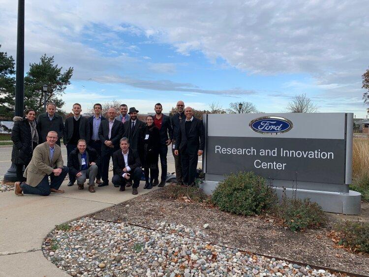 Israeli mobility startups visit Michigan