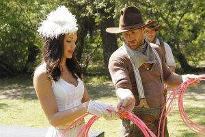 Desiree and Juan Pablo